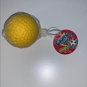 Other - Slow-Rise Gold Ball Squishy